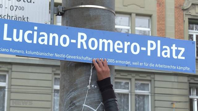Neuer Name für Berner Schützenmatte?
