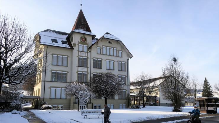 Nur noch Primarschüler gehen ab Sommer 2020 ins Schulhaus Staffelbach. fdu