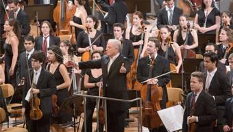 Daniel Barenboims West-Eastern Divan Orchestra wird im August auch in Basel zu hören sein. Luis Castilla
