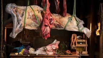 """Sandra Knechts Stillleben zum kulinarischen Kunst-Event """"Boeuf Sous-Vide"""", der am morgigen Donnerstag im Zürcher Kaufleuten stattfindet. (Pressebild)"""