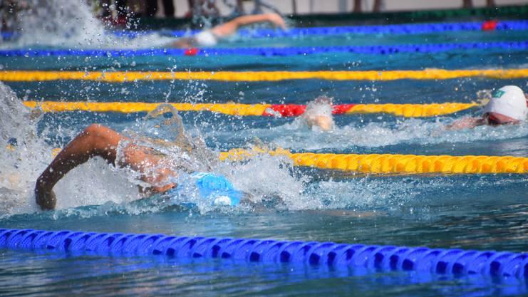 Vom Schwimmverein beider Basel starten 20 Schwimmerinnen und Schwimmer am Wettkampf.