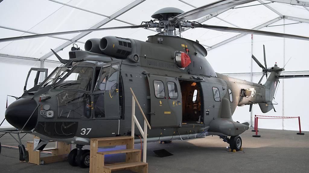 Bundesrat reagiert auf Kritik an den Beschaffungen der Armee