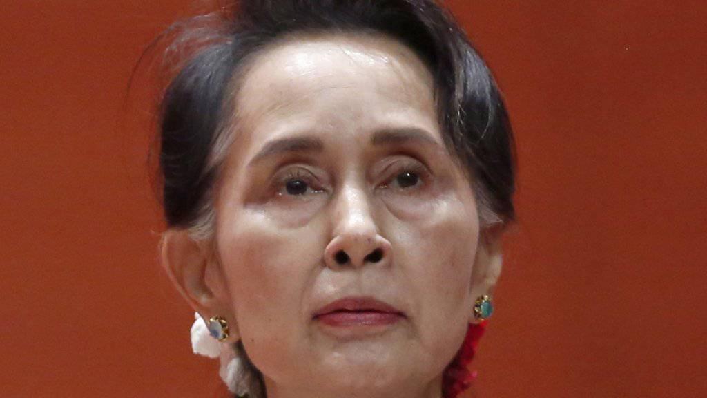 Kanada entzieht Suu Kyi die Ehrenstaatsbürgerschaft