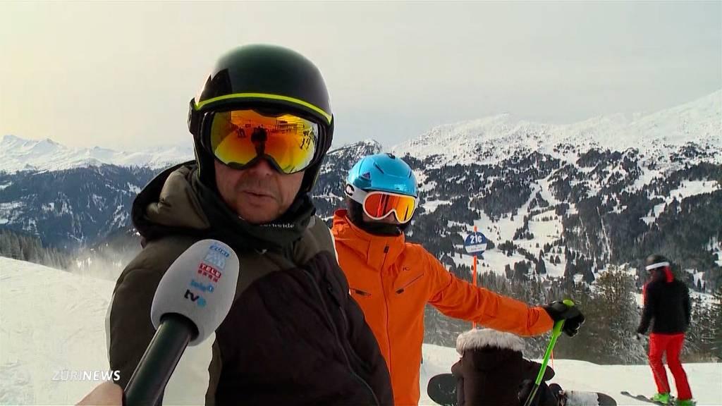 Skifahren trotz Corona: So setzen Pisten-Ranger die Covid-Regeln um