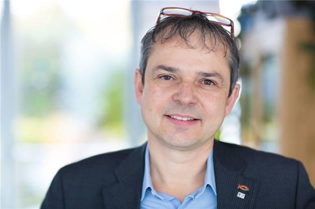 Philipp Hadorn, Nationalrat SP, ist gegen eine restriktive Finanzpolitik.
