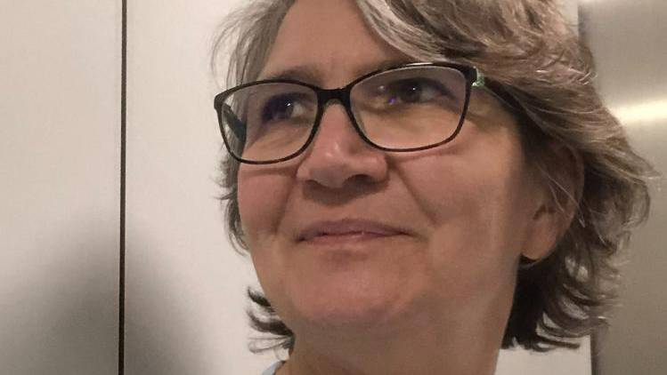 Rosa Kolm greift mit ihrem Verein Menschen in Not unter die Arme.