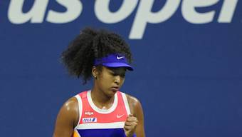 Naomi Osaka steht nach einer souveränen Leistung im Viertelfinal