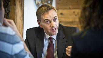 Seitenwechsel: Fraktionschef Jean-Pierre Gallati will Regierungsrat werden.