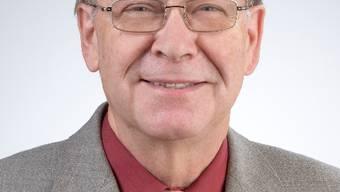 Dieter Widmer ist sicher, dass die BDP in eine «Marktlücke» stösst. zvg