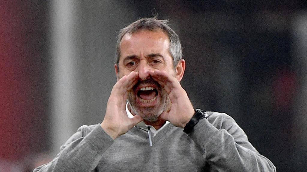 Milan trennt sich von Trainer Marco Giampaolo