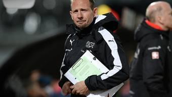 Mauro Lustrinelli ist aktuell für das Schweizer U21-Nationalteam verantwortlich
