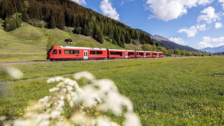 Bereits hat die Rhätische Bahn (RhB) 36 Capricorn-Triebzüge bei Stadler bestellt. Nun sollen 20 weitere folgen.