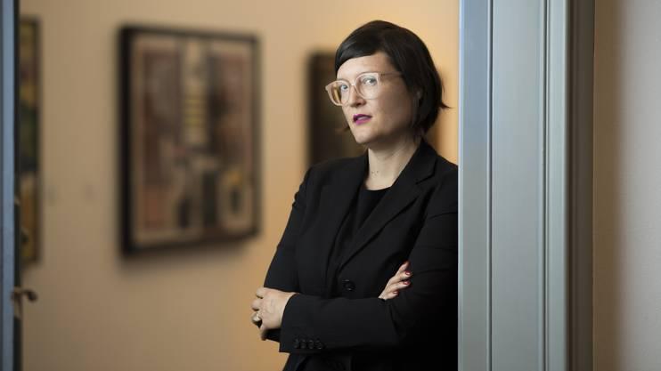 Die Direktorin des Kunstmuseums Bern macht den Fall Gurlitt zur Chefinnensache.