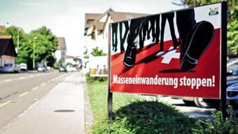 Ein Beispiel, bei dem die Schweizer Politik ausländisches Recht höher gewichtet hat als das eigene: Die Umsetzung der Masseneinwanderungs-Initiative.