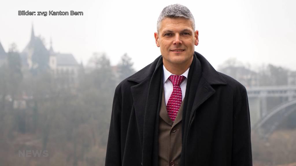 Balz Bütikofer wird neuer Direktor des Gefängnis Witzwil