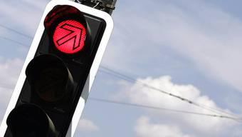 Blockierte Ampeln behinderten den Verkehr (Symbolbild)
