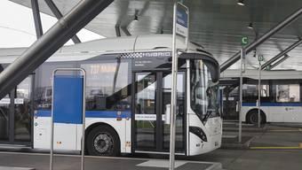 Die 52 Buslinien der Verkehrsbetriebe Glattal beförderten im vergangenen Jahr insgesamt 27,2 Millionen Menschen.