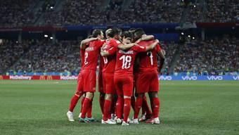 WM 2018: Impressionen zum 3. Gruppenspiel Schweiz - Costa Rica