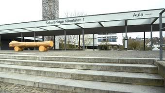 Die Sekundarschule Känelmatt in Therwil.