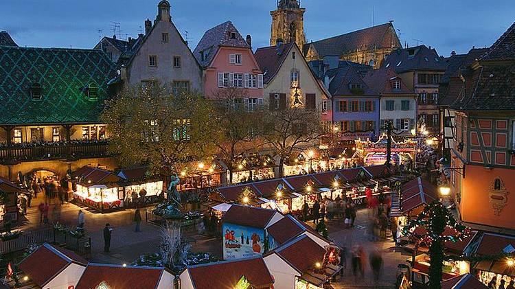 Freizeittipp: Mit Eurobus an die Weihnachtsmärkte im Elsass