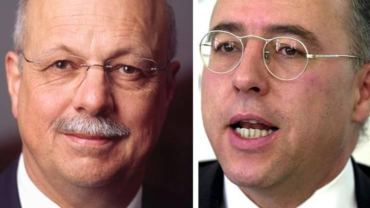 """CVP-Präsident Christophe Darbellay bezeichnete die Wegelin-Teilhaber Konrad Hummler und Otto Bruderer als """"Verräter"""""""