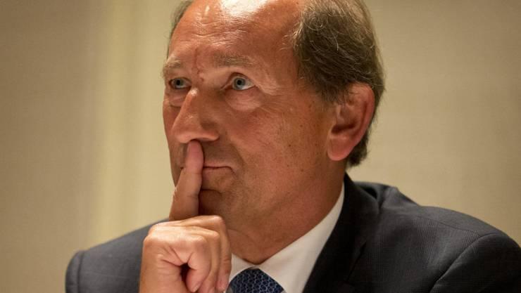 Nestlé-Chef Paul Bulcke muss vor Gericht aussagen. (Archiv)