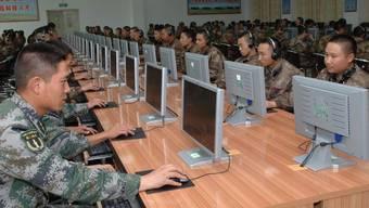 Im Moment erfolgt ein Drittel aller weltweiten Hackerangriffe aus China.HO