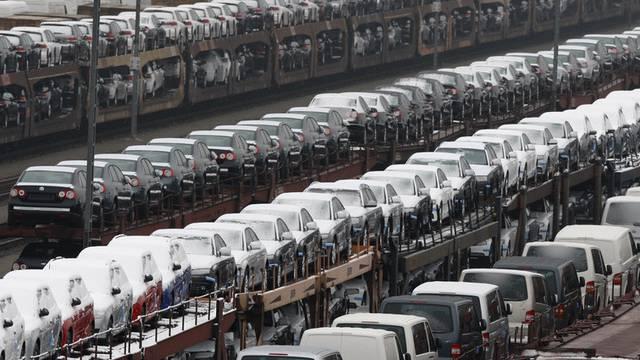 Für Neuwagen bezahlen die EU-Bürger 0,3 Prozent mehr (Symbolbild)
