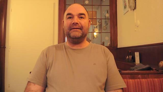 Michael Torti über das Schwierigste in seiner Situation und darüber, wie ihm das Hope hilft.