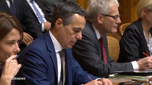 Ignazio Cassis ist neuer Bundesrat