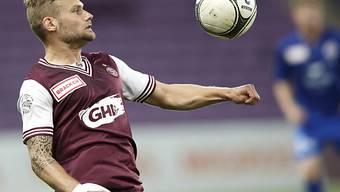 Michel Avanzini erzielte für Servette den 1:1-Ausgleich.
