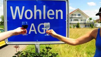 Halb voll oder ganz voll? Bei der Abstimmung am 28. Juni wird sich zeigen, was die Wohlerinnen und Wohler für besser halten: ein Pensum von 60% oder von 100% für ihren künftigen Gemeindeammann. (dno)