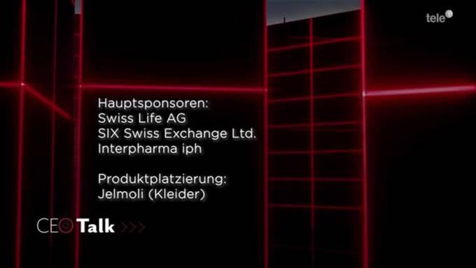 """""""CEO Talk"""" mit ZKB-Chef Martin Scholl"""