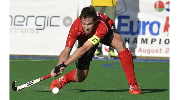 Captain Patrick Müller geht mit breiter Brust voran.