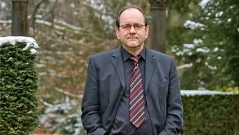 Ethik-Professor Markus Huppenbauer