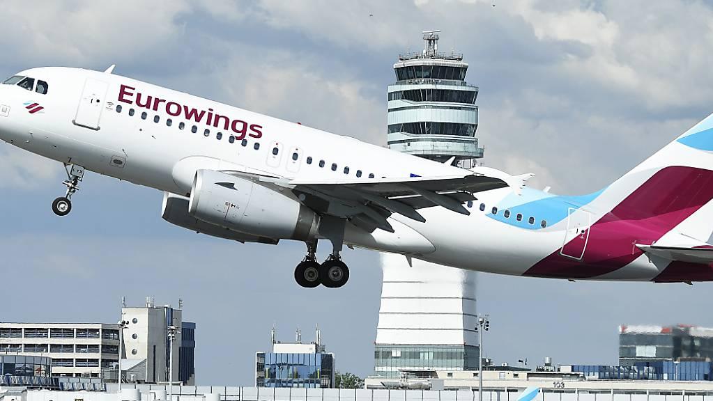 Eurowings baut Flugbetrieb weiter aus. (Archivbild)
