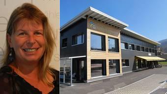 Ines Kreinacke ist neue Geschäftsführerin des Vereins Region Thal.