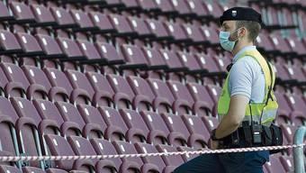 Dank Schutzmasken will die SFL wieder mehr Zuschauer im Stadion.