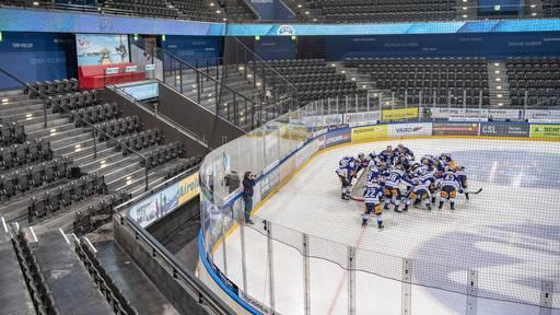 Wegen Stau am Gotthard: Spiel zwischen EV Zug und HC Lugano abgesagt