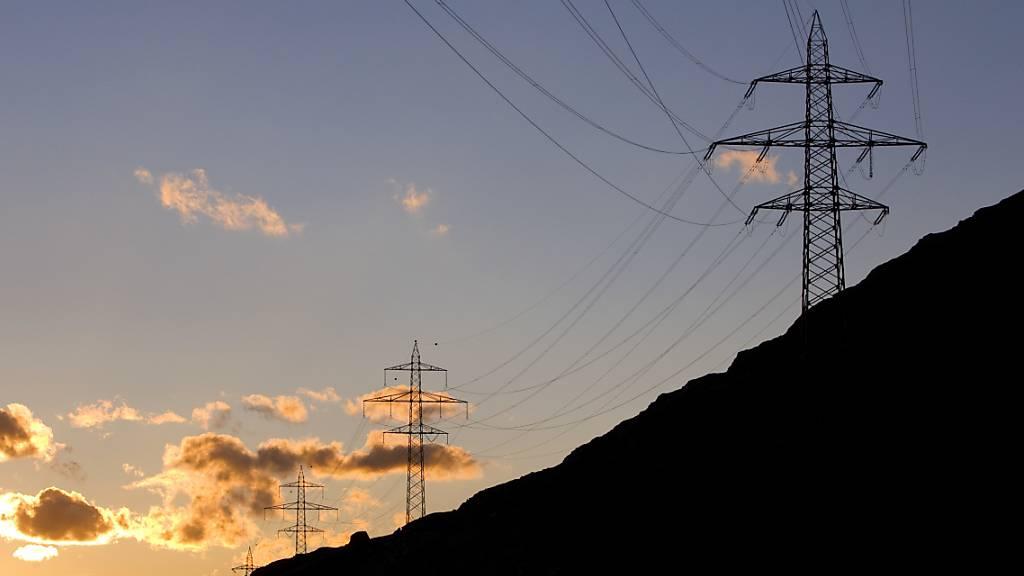 Kraftwerk Erstfeldertal hat Stromproduktion aufgenommen