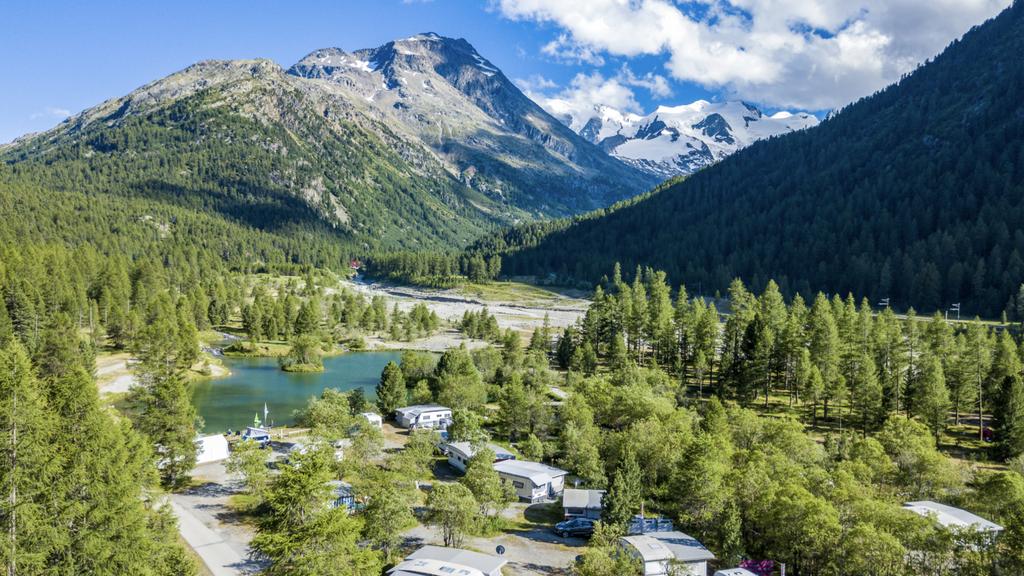 Das sind die beliebtesten Campingplätze im FM1-Land