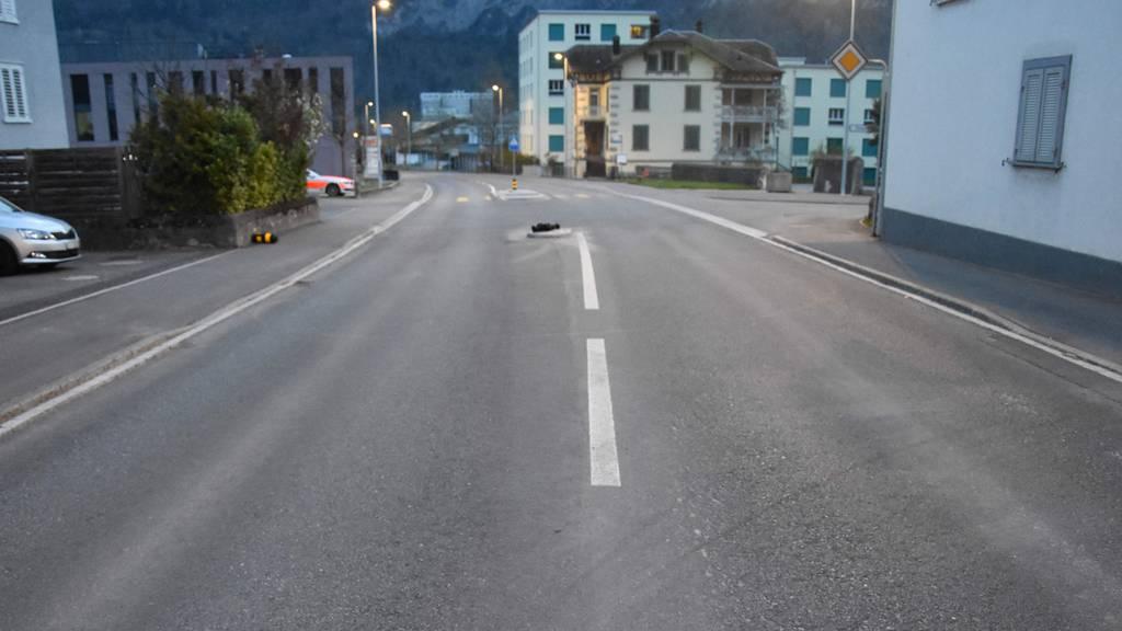 Mit Maserati «Biene Maja» umgefahren – Polizei sucht Zeugen