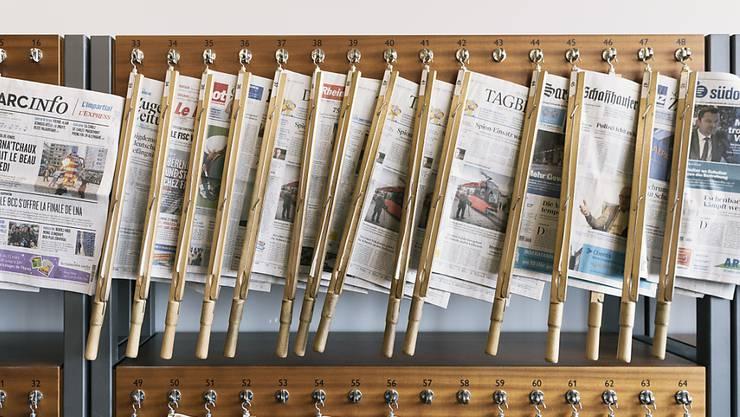 Zu früh, zu radikal: Die Kommentatoren in der Schweizer Presse werten das wuchtige Nein zur Zersiedelungsinitiative einheitlich. (Archivbild)