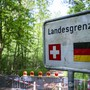 Im Frühjahr 2020 waren die Grenzübergänge zwischen der Schweiz und Deutschland gesperrt.