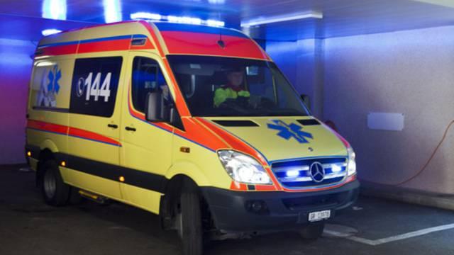 Das Mädchen musste hospitalisiert werden (Symbolbild)