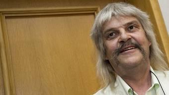 Bernard Rappaz tritt wieder in den Hungerstreik (Archiv)