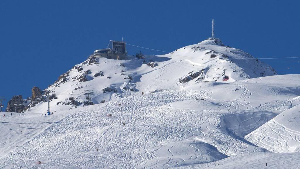 Skifahren kann man in St.Moritz schon ab 45 Franken.