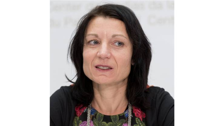 Yvonne Feri: 40–50 Prozent als Gemeinderätin.