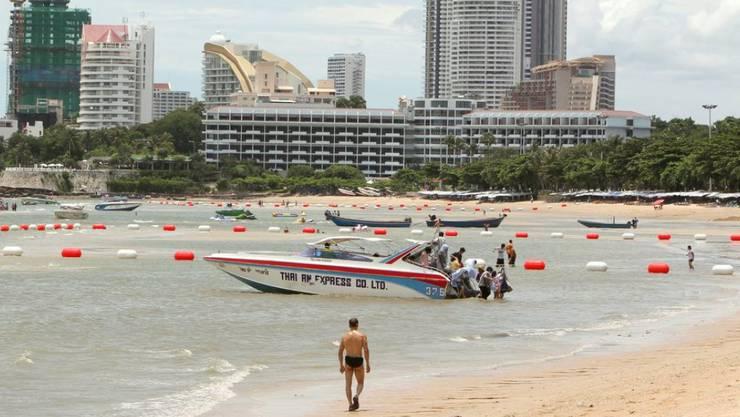 Wo ist der Mann? Er lebte einst in Pattaya (Thailand), ist jetzt aber unauffindbar. (Symbolbild)