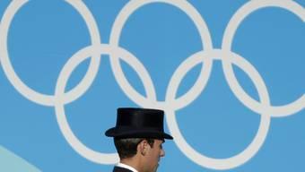 Felix Vogg bringen die olympischen Ringe kein Glück